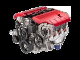 Система двигателя автомобиля.